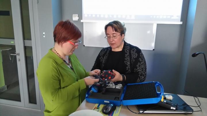Seminar with Milena Korostenskaja